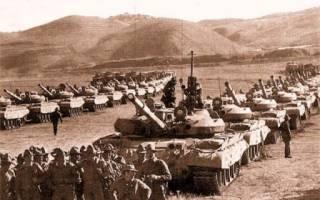 Год окончания афганской войны. Афганская война краткая информация