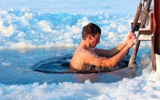 Купание на крещение. Что необходимо знать…