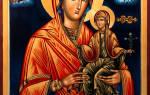 Молитвы святой анне. Икона святой праведной анны валаамского монастыря