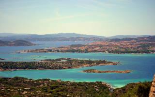 Что купить на острове ла маддалена. Италия Северная Сардиния
