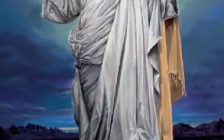 Кто такой иисус христос. Краткая биография иисуса христа