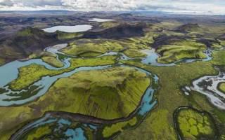 Знаменитые вулканы исландии. Вулкан Эйяфьядлайёкюдль, Исландия