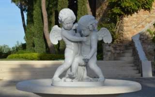 Кто такой купидон в греческой мифологии. Купидон и Амур
