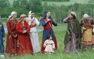 Женские имена красивые старые русские. История древнерусских женских имен