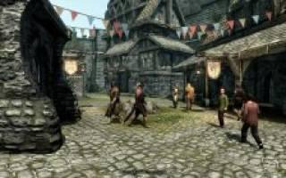 Скачать мод на скайрим умных нпс. NPC и монстры для Skyrim скачать