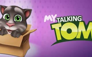 Игры мой говорящий том 10. Игры говорящий кот том