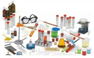 Формулы кислот и солей и их названия. Химические свойства кислот