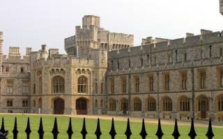 Виндзорская резиденция — самый большой замок в мире. Виндзорский замок