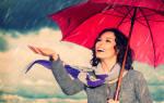 Что означает видеть во сне дождь. К чему снится дождь: на погоду