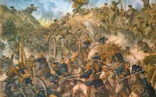 Сражение под плевной полководец. Падение плевны