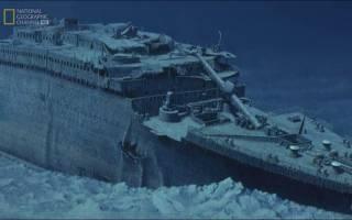 Титаник история крушения корабля. Титаник: тогда и сейчас (43 фото)