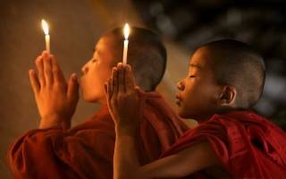 Разница между буддизмом и христианством. Буддизм