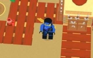 Флеш игры лего ниндзя го фильм. Лего ниндзяго онлайн игры