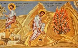 Кто отец моисея. Моисей и фараон Исхода: Версии