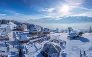 Катание на лыжах в польше. Где покататься на лыжах в Польше