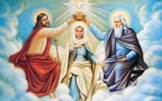 Молитва божьей матери. Молитвы ко пресвятой богородице