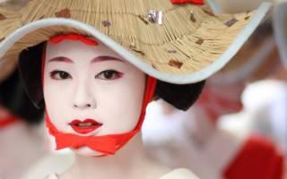 Hравы в Японии. Отношения между мужчиной и женщиной в японии