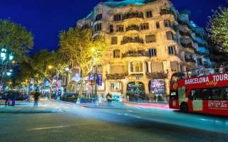 Барселона информация о городе. Барселона: полезная информация для туристов