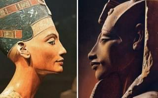 Фараон муж нефертити. Биография нефертити