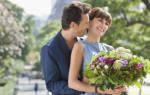 К чему снится дарить цветы. Мужчина дарит цветы толкование сонника