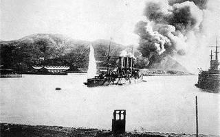 Оборона Порт-Артура: как это было.