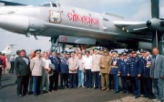 Инженерно авиационная служба 16 ва. В послевоенный период