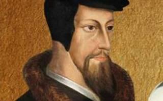 Распространение идей реформации в европе. Предпосылки и причины реформации
