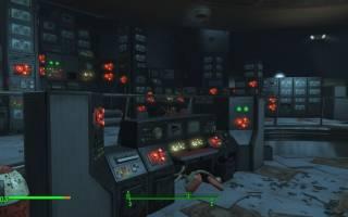 Fallout 4 звездный диспетчер как перезагрузить. Звёздный диспетчер