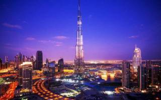 Самое высокое здание название. Самые высокие небоскрёбы мира