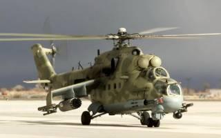 Российские боевые вертолеты. Военные вертолеты россии