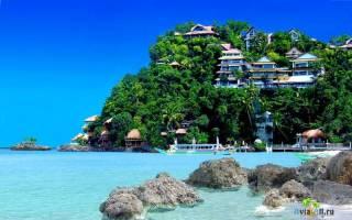 Филиппины (отдых). Почему я бы больше не выбрала отдых на филиппинах