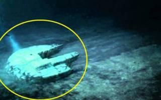 Неразгаданные тайны океана. Тайны морских глубин