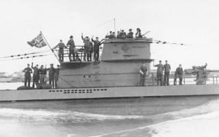Какими были немецкие подлодки. Немецкие подводные асы: рождение традиций