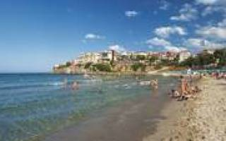 Болгария все о пляжном отдыхе. Курорты Болгарии