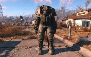 Fallout 4 силовой брони x 01 найти. Характеристики силовой брони