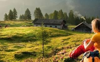 Путешествие из вены в тироль. Альпинизм и горный туризм