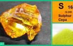 Интересные факты о химии. Сера в продуктах питания