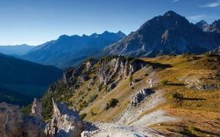 Что такое национальные парки определение. Швейцарский национальный парк