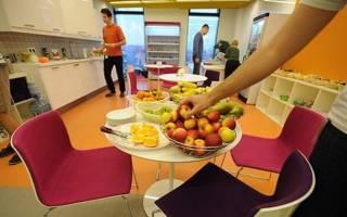 Нормы употребления продуктов. Минздрав утвердил нормы питания