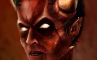 Демоны: описание и изображения. Происхождение имен демонов ада