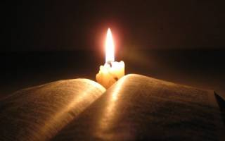 Молитвослов ночь. Вечерняя молитва на сон грядущий