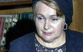 Вдова дудаева решила быть откровенной.