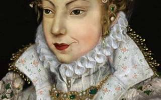 Портреты «Королевы Марго». Короли и королевы Франции