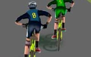 Игры беговые для мальчиков на велосипеде. Игры бегать