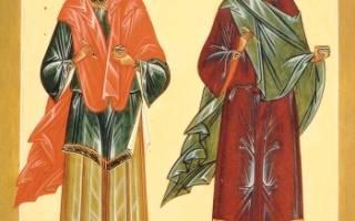 Косма и дамиан. Святые бессребреники и чудотворцы косма и дамиан асийские