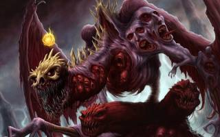 Демоны. Имена демонов в разных культурах