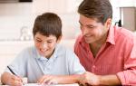 Ребенок пишет диктанты 2 делать. Чем можно помочь дома