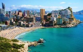 Где в испании дешевле. Самый дешевый курорт испании