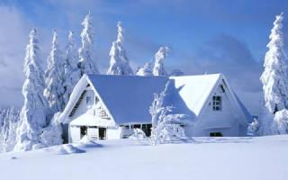 Сонник: к чему снится зима. Зима: к чему снится сон