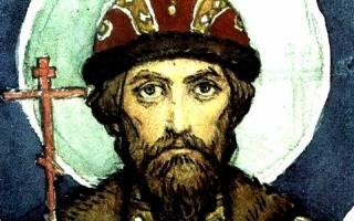 Князь боголюбский. Правление андрея боголюбского